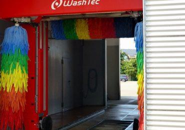 budowa myjni bezdotykowej