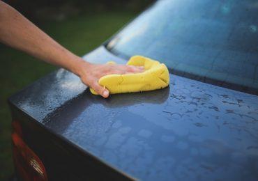 środki do mycia auta