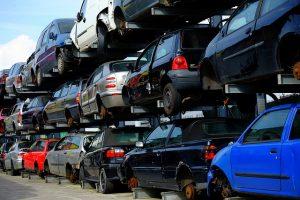 Kasacja samochodów